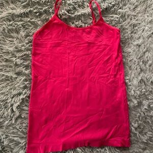 ⚡️5 for $25⚡️Grane Hot Pink Tank Top